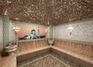 Мозаика из мрамора №6