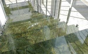 Лестницы из мрамора №3