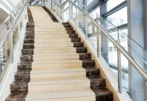 Лестница из мрамора №7
