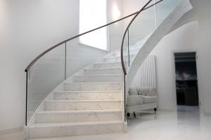 Лестницы из мрамора №6
