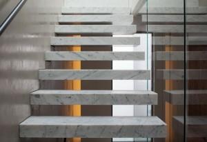 Лестницы из мрамора №4
